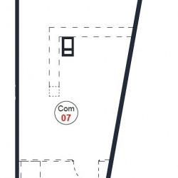 Location Local commercial Juvignac 66 m²