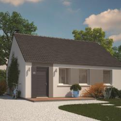 Maison  4 pièces + Terrain  320 m² Mogneville