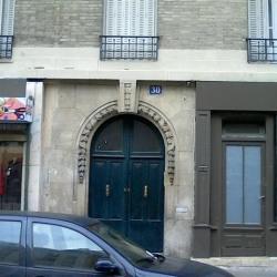 Location Local commercial Paris 20ème 15 m²