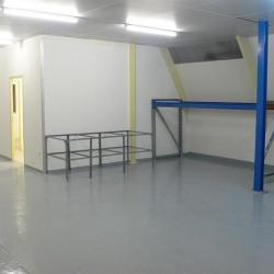 Location Local d'activités Saint-Denis-en-Val 111 m²