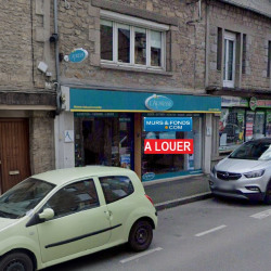 Location Local commercial Dinan 80 m²