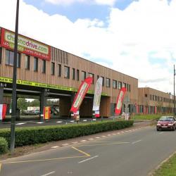 Location Bureau Valenciennes 641 m²