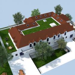 Location Bureau Orgeval 26 m²