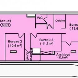 Location Local commercial Paris 12ème 98 m²