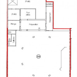 Location Local commercial Pérols 248,5 m²