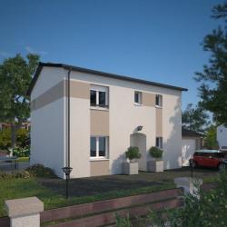 Maison  5 pièces + Terrain  505 m² Féternes