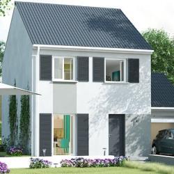 Maison  4 pièces + Terrain  513 m² Égreville