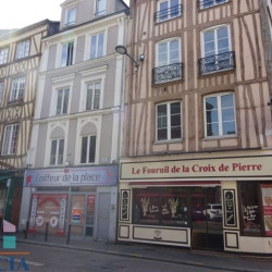 Location Local commercial Rouen 34 m²