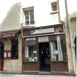 Location Local commercial Paris 4ème 25 m²