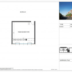 Vente Bureau Montpellier 36 m²