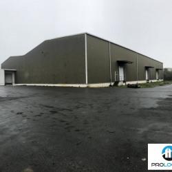 Vente Entrepôt Le Meux 3100 m²