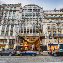 Vente Bureau Paris 8ème 610 m²