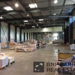 Location Entrepôt Pessac 2596 m²