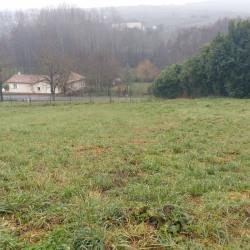 Terrain  de 1000 m²  Mezeriat  (01660)