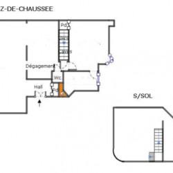 Vente Bureau Paris 14ème 60 m²