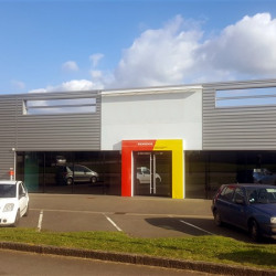 Location Local commercial Montgermont 860 m²