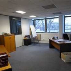 Location Bureau Clichy 213 m²