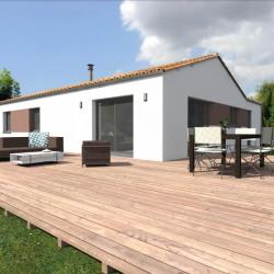 Maison  5 pièces + Terrain  550 m² Thouars
