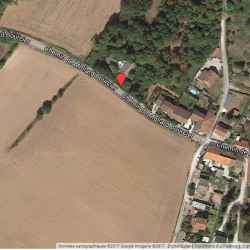 Vente Terrain Rives 3000 m²
