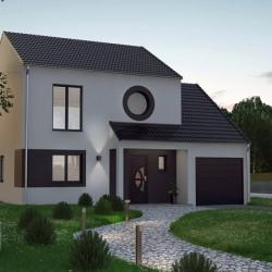 Maison  5 pièces + Terrain   m² Richardmenil