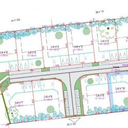 Vente Terrain Boissy-Fresnoy 335 m²