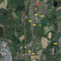 Vente Terrain Beaune les Mines 1200 m²