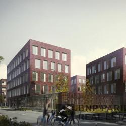 Location Bureau Lomme 2152 m²