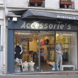 Location Local commercial Paris 5ème 26 m²