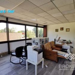 Location Bureau Villebon-sur-Yvette 75 m²
