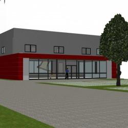 Location Local d'activités Valence 241 m²