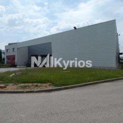 Location Local d'activités Meyzieu 3327 m²
