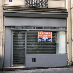 Location Local commercial Paris 11ème 41 m²