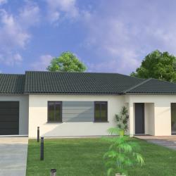 Maison  5 pièces + Terrain  620 m² Cormoranche-sur-Saône