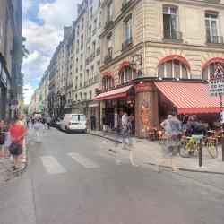 Location Bureau Paris 6ème 21 m²