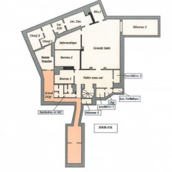 Location Bureau Paris 8ème 816 m²
