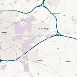 Location Local d'activités / Entrepôt Noyal-sur-Vilaine