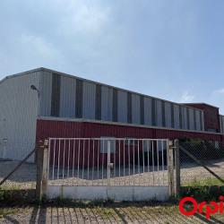 Location Local d'activités Saint-Romain-de-Colbosc 1439 m²