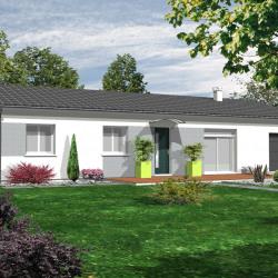 Maison  5 pièces + Terrain  550 m² Couzeix