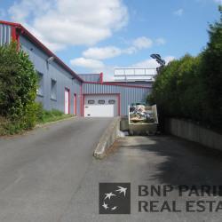 Location Local d'activités Montgermont 622 m²