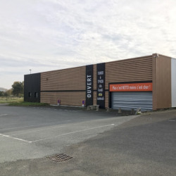 Vente Local commercial Cholet 1001 m²