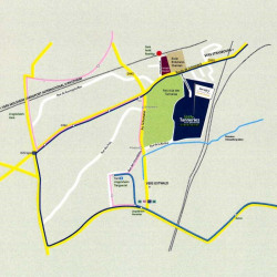 Location Bureau Lingolsheim 1114 m²