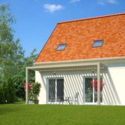 Maison  4 pièces + Terrain  389 m² Trosly-Breuil