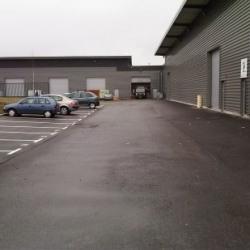 Location Local d'activités Saint-Étienne-de-Saint-Geoirs 840 m²