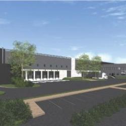 Location Entrepôt Saint-Vigor-d'Ymonville 23484 m²