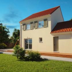 Maison  4 pièces + Terrain  980 m² Marcilly-sur-Eure