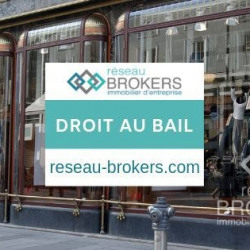 Cession de bail Local commercial Meaux 80 m²