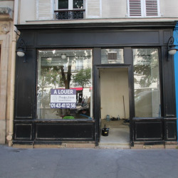 Location Local commercial Paris 12ème 47 m²