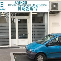 Vente Local commercial Boulogne-Billancourt 45 m²