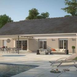 Maison  4 pièces + Terrain  530 m² Beuzeville
