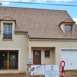 Maison  4 pièces + Terrain  1200 m² Saint-Aubin-de-Scellon